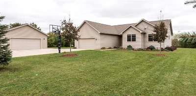 Jackson Single Family Home For Sale: 5653 S Stoney Lake Rd