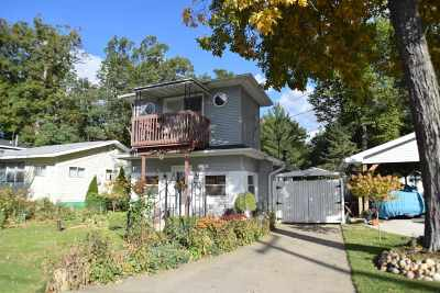 Pleasant Lake Single Family Home For Sale: 2607 Bartlett Rd