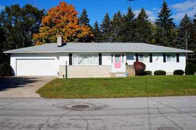 Single Family Home For Sale: 2950 Chippewa Trail