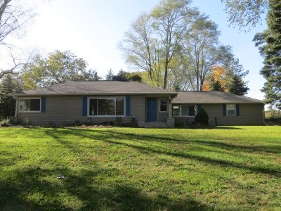 Jackson Single Family Home For Sale: 4800 Clark Lake Rd
