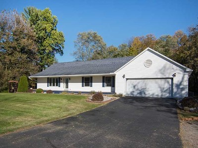 Horton Single Family Home For Sale: 7943 Moscow Rd