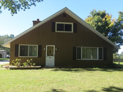 Grass Lake Single Family Home For Sale: 5902 Wolf Lake Rd