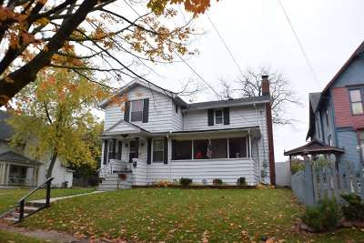 Jackson Single Family Home For Sale: 740 W Washington Ave