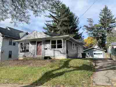 Single Family Home Contingent - Financing: 1500 Sweet