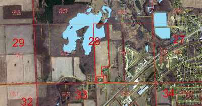 Concord MI Residential Lots & Land For Sale: $155,000