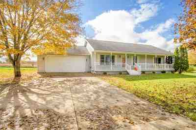 Grass Lake Single Family Home Contingent - Financing: 13445 Phal Rd