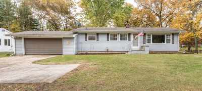 Jackson MI Single Family Home For Sale: $154,000