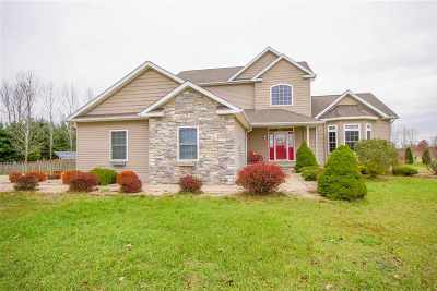 Grass Lake Single Family Home Active - First Right Rfsl: 2445 N Burgett