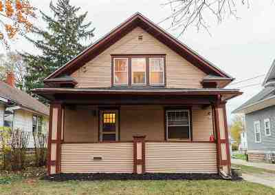 Jackson Single Family Home Contingent - Financing: 327 N Grinnell