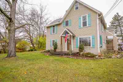Jackson Single Family Home For Sale: 2190 Ridgeway Rd