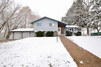 Single Family Home For Sale: 315 Teft Rd