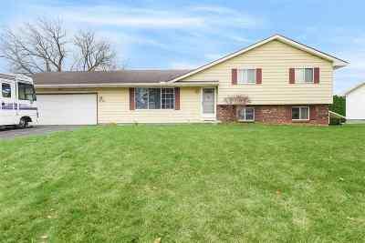 Jackson MI Single Family Home For Sale: $175,000