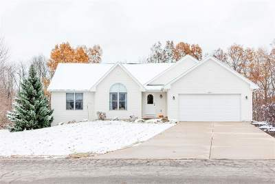 Pleasant Lake Single Family Home For Sale: 4093 Erika Dr