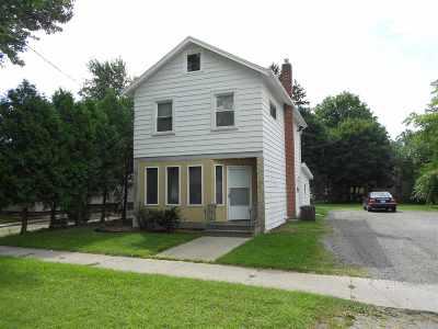 Jackson MI Multi Family Home For Sale: $85,000
