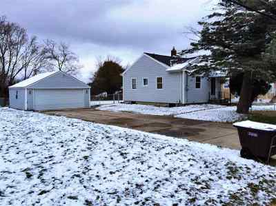Single Family Home For Sale: 3020 Chippewa