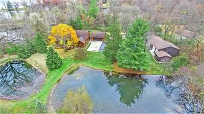 Hanover MI Single Family Home For Sale: $298,000