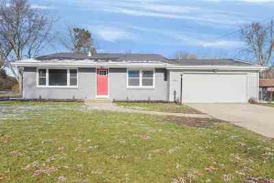 Jackson Single Family Home For Sale: 2512 McCain Rd