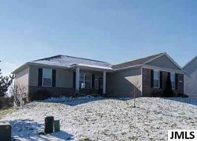 Single Family Home For Sale: 11251 Huckleberry Ln