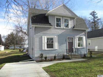 Jackson Single Family Home For Sale: 719 Bryant Ave