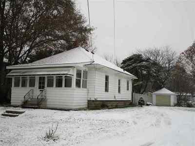 Jackson Single Family Home For Sale: 529 Seymour Ave