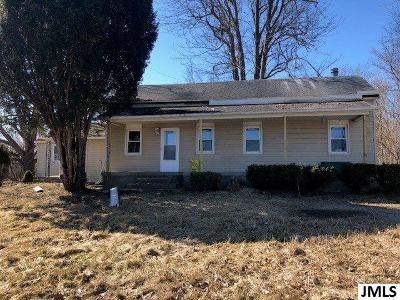 Lenawee County Single Family Home For Sale: 13657 Us 223