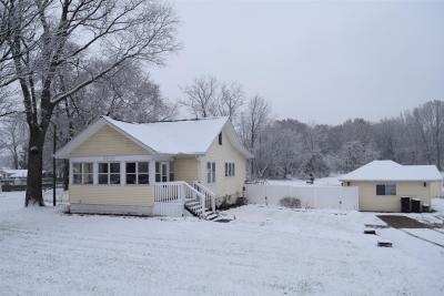Jackson Single Family Home For Sale: 3803 Seymour Rd