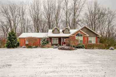 Jackson Single Family Home For Sale: 1805 Wandering Creek Dr