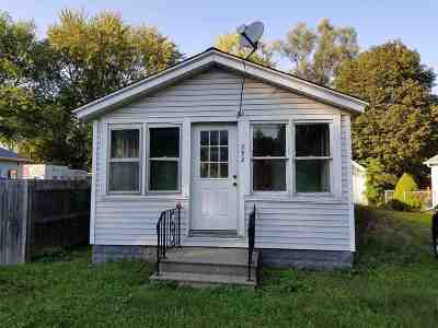 Michigan Center MI Single Family Home For Sale: $14,500