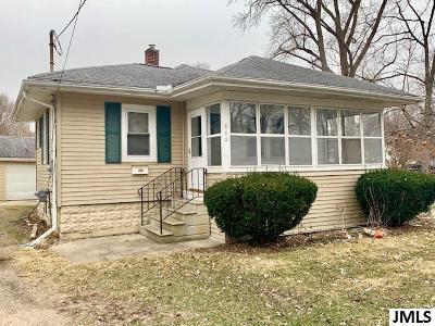 Jackson Single Family Home For Sale: 225 Hillside Ave