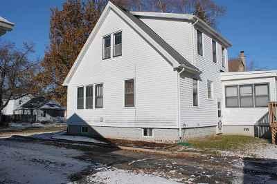 Jackson Single Family Home For Sale: 211 N Thompson St