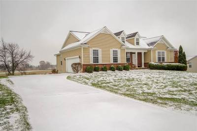Grass Lake Single Family Home Contingent - Financing: 11215 Huckleberry Ln