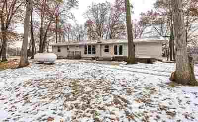 Pleasant Lake Single Family Home Contingent - Financing: 5221 Lowden