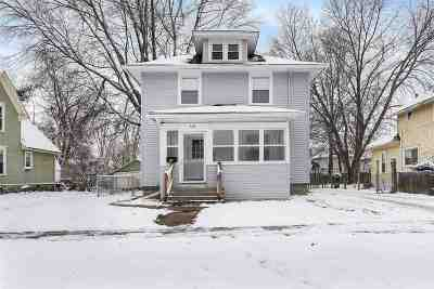 Jackson Single Family Home For Sale: 606 Fifth St