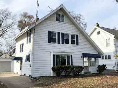 Jackson Single Family Home For Sale: 510 Seventh St