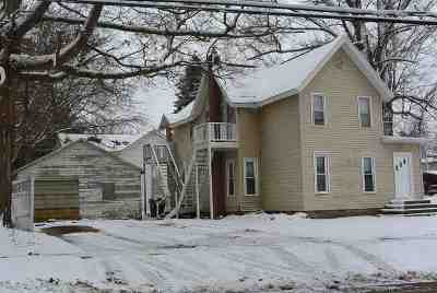 Parma Multi Family Home Contingent - Financing: 201 E Main St