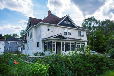 Jackson Multi Family Home For Sale: 2901 Page Ave
