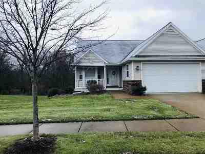 Jackson County Condo/Townhouse Contingent: 853 E Barrington Circle