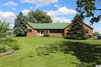 Onsted MI Single Family Home For Sale: $479,000