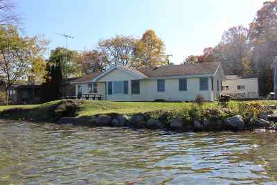 Clarklake Single Family Home For Sale: 2188 Sunset Park