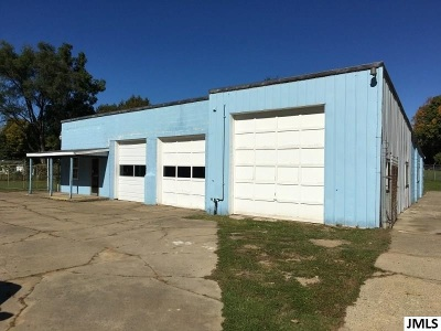 Jackson County Commercial/Industrial For Sale: 11500 Clinton Rd
