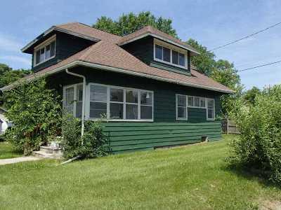 Jackson MI Single Family Home For Sale: $23,000