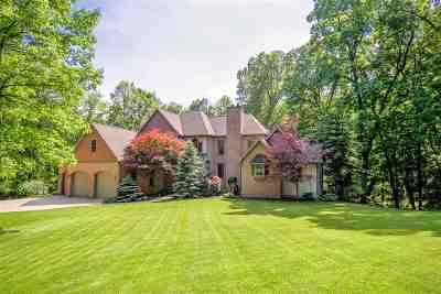 Jackson MI Single Family Home For Sale: $695,000