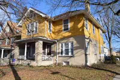 Jackson MI Single Family Home For Sale: $29,900