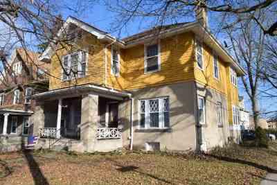 Jackson Single Family Home For Sale: 403 Steward Ave