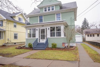 Jackson Single Family Home Contingent - Financing: 204 S Grinnell