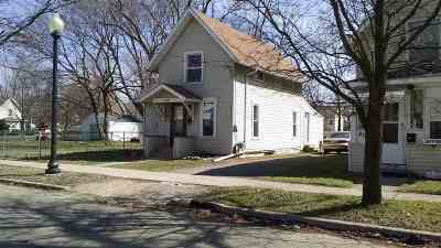 Jackson MI Single Family Home For Sale: $26,900