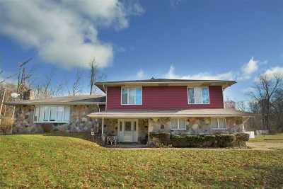 Jackson Single Family Home For Sale: 7135 Bennett Rd