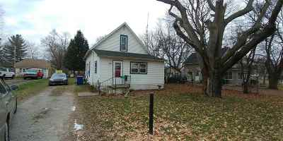 Lenawee County Single Family Home For Sale: 320 Potter