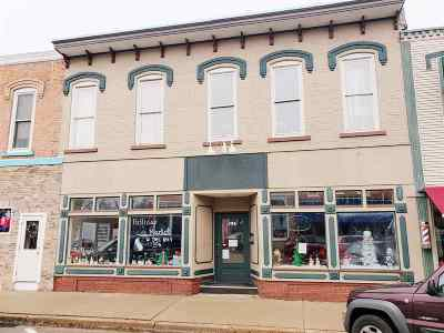 Jackson County Commercial/Industrial For Sale: 104 E Michigan Ave