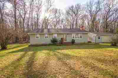 Hanover Single Family Home Contingent - Financing: 9901 Folks Rd